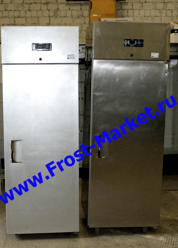 Обновление ассортимента холодильных и морозильных шкафов из нержавеющей стали