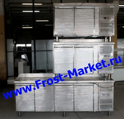 Холодильные и морозильные столы б у Forcar