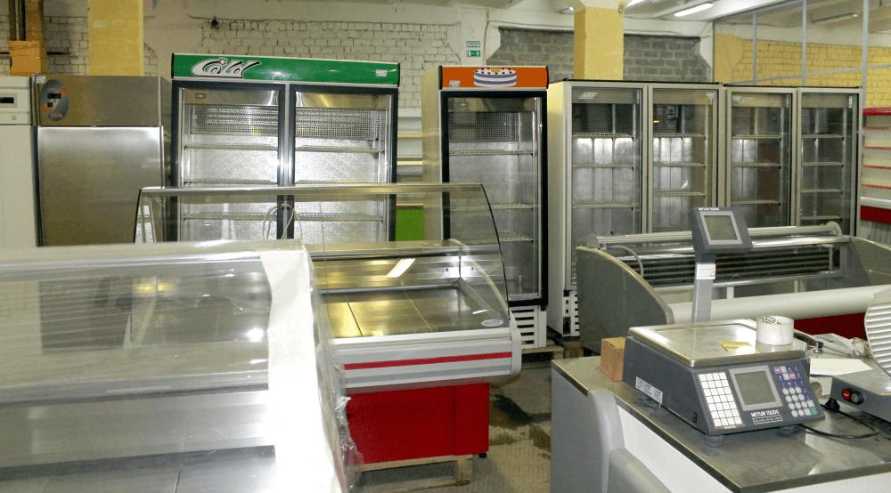 Новое поступление торгового холодильного оборудования Б/У