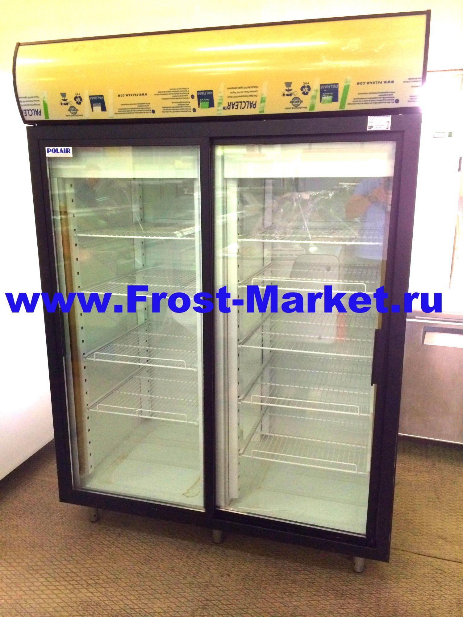 Поступили в продажу холодильные и морозильные шкафы бу Полаир