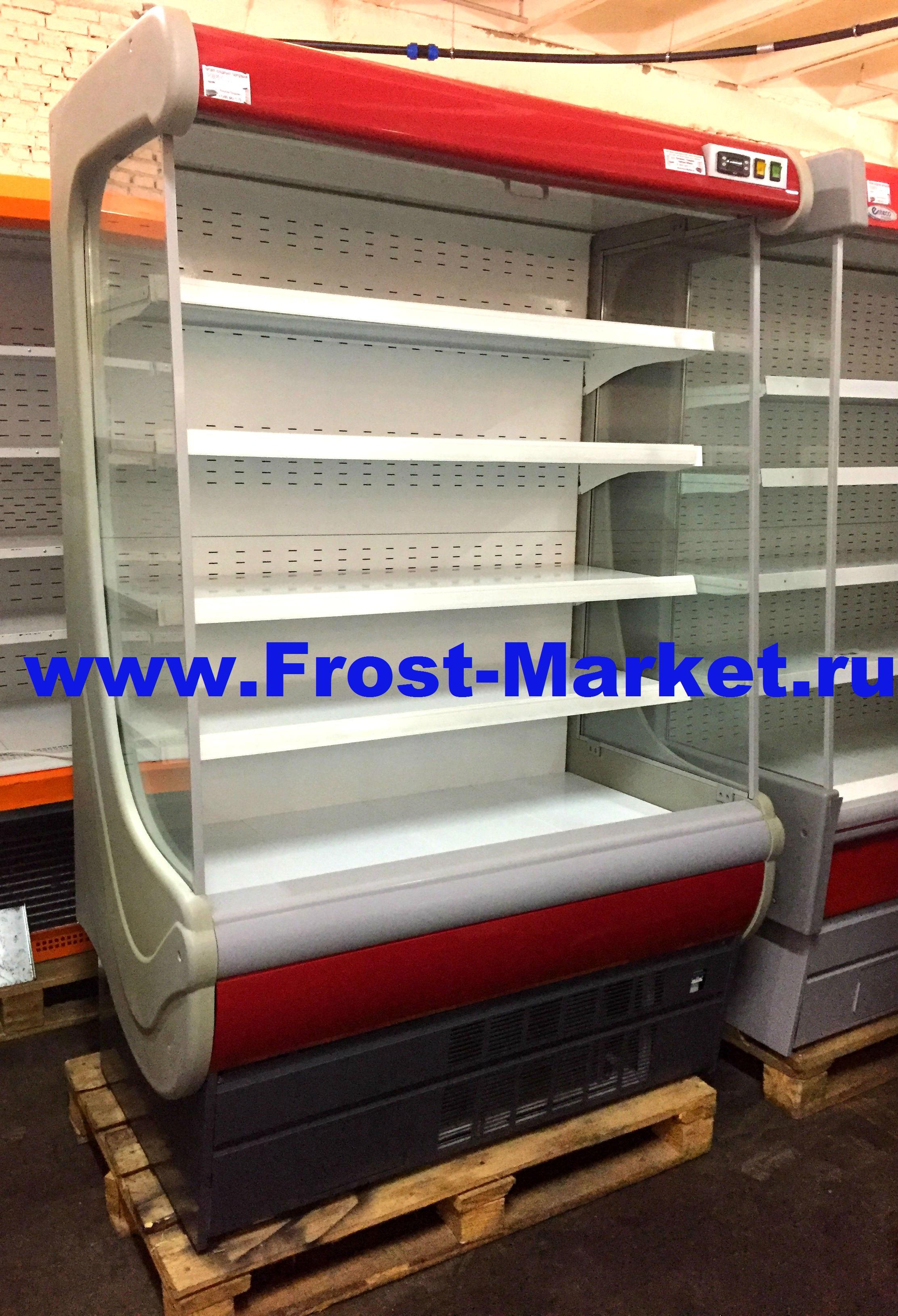 Горка холодильная гастрономическая б у Enteco Master Вилия 130 ВС