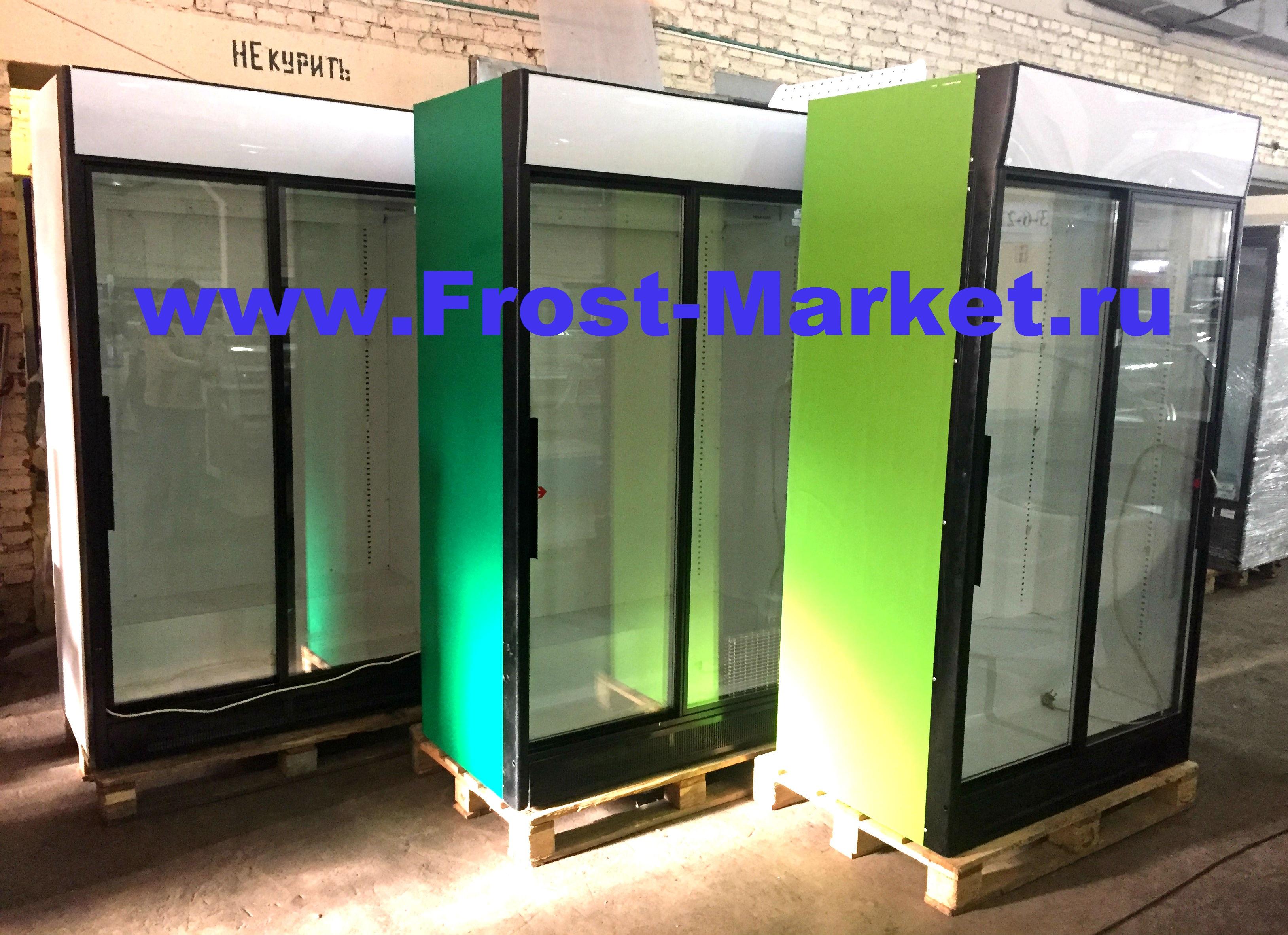 Обновление ассортимента холодильных шкафов бу Helkama